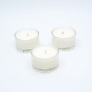 Deli set of 3 tealights