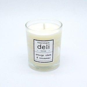 Thornham Deli Small Glass Candle