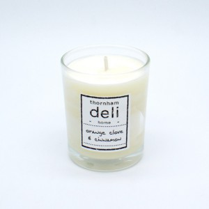 Thornham Deli Small Glass Candle