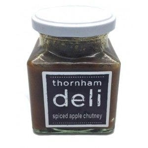 Deli Spiced Apple Chutney