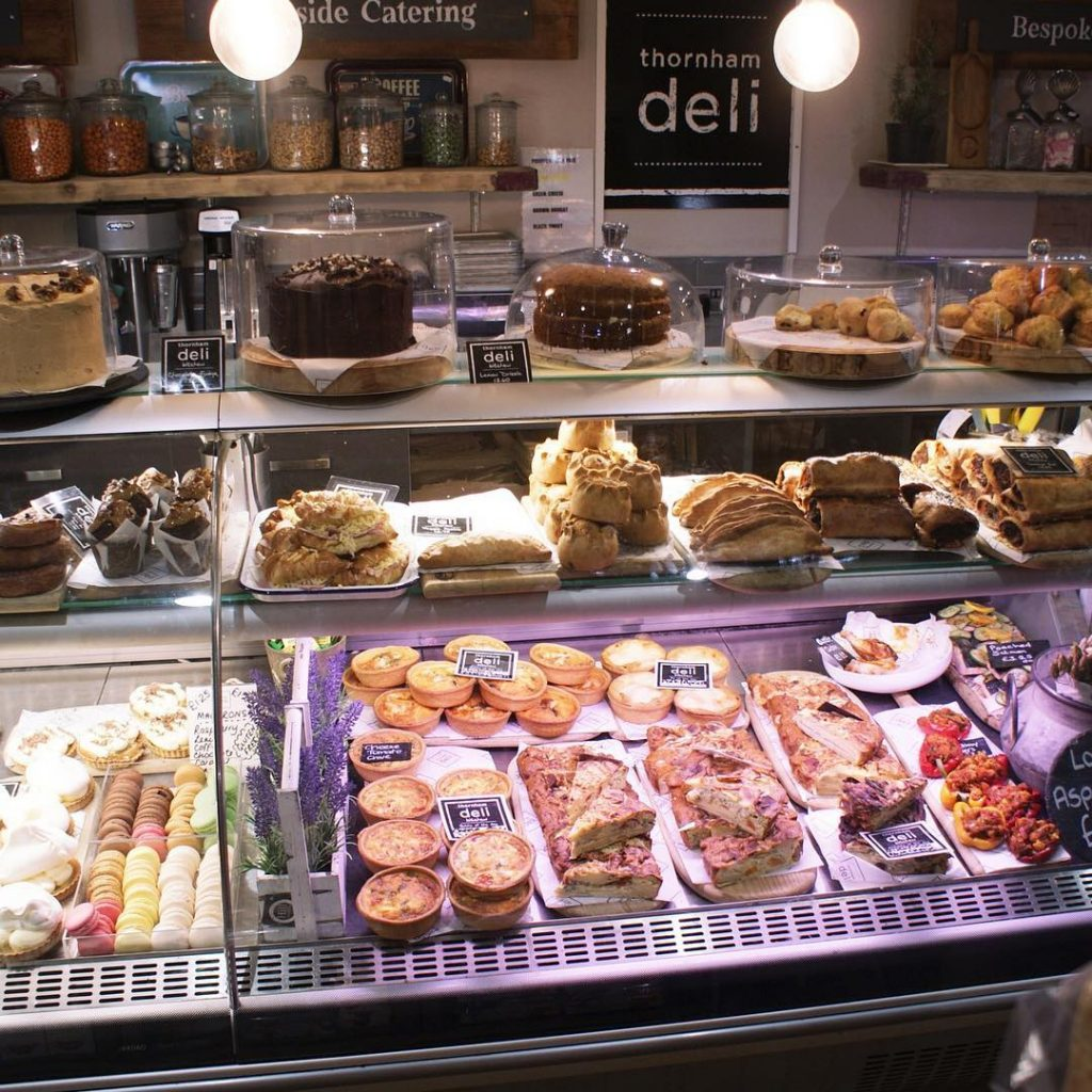 thornham deli counter 2018